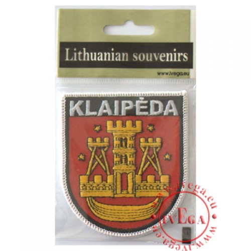 Suvenyras - emblema (art.600514)