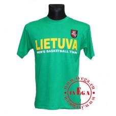 Marškinėliai LIETUVA Men's basketball team